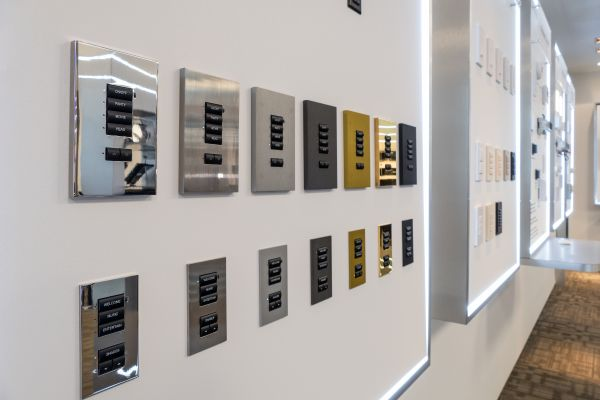 light switches for a smart home system